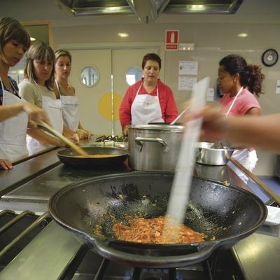Escola de cuina de l'Empordà