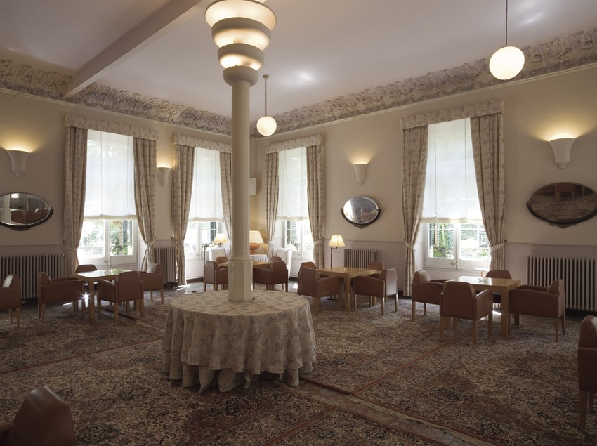 Hotel Spa Prats.  (Nano Cañas)