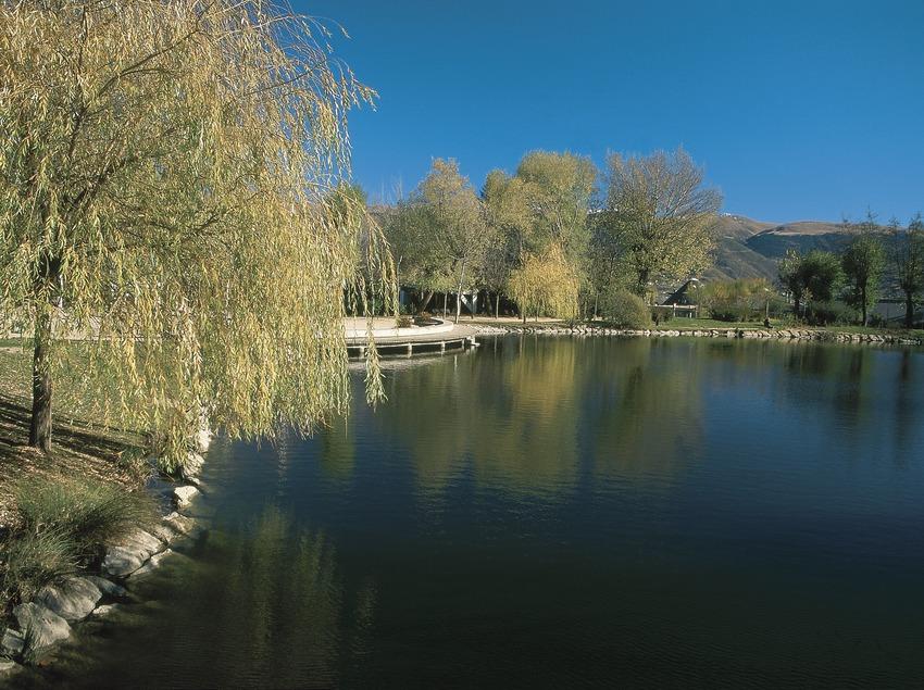 Puigcerdà lake  (Servicios Editoriales Georama)