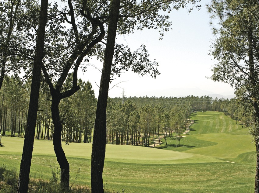 Vista general del PGA Golf de Catalunya  (Marc Ripol)