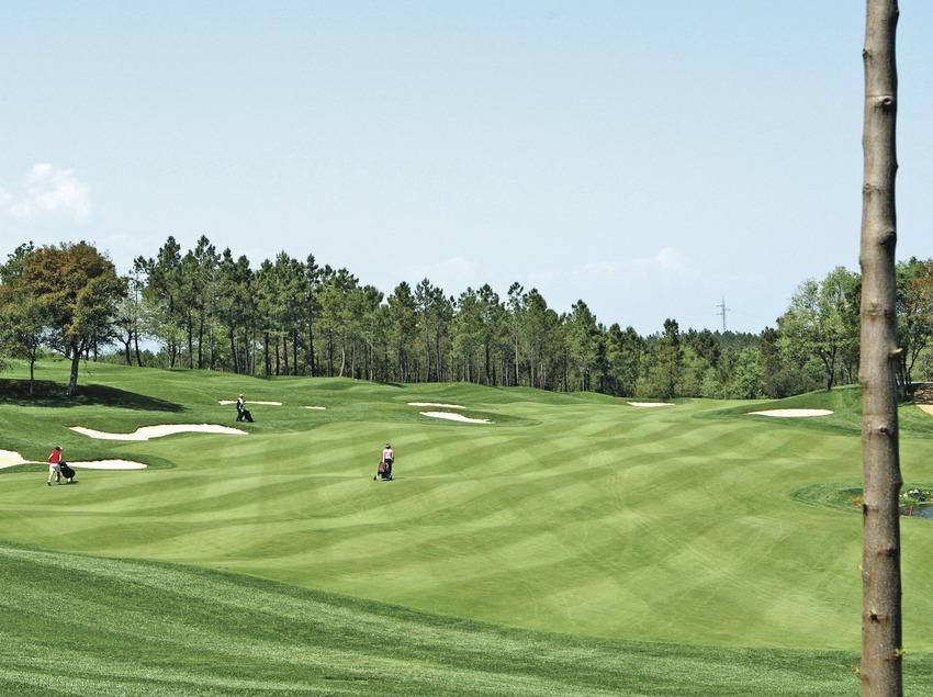 Vue générale du PGA Golf de Catalunya  (Marc Ripol)