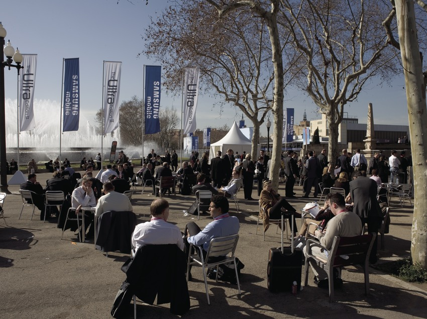 Exterior de la Feria de Barcelona en Montjuïc  (Oriol Llauradó)