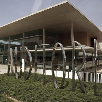 Exterior del Teatro Auditorio de Salou