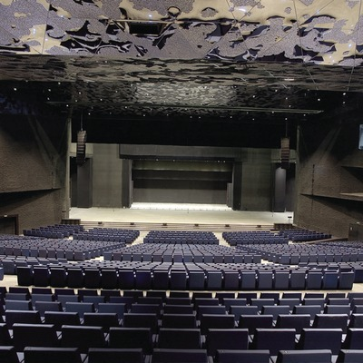 Auditori del Centre de Convencions Internacional de Barcelona (CCIB).  (Oriol Llauradó)