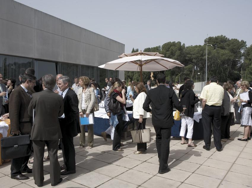 Exterior de l'Hotel Serhs Campus, a la Universitat Autònoma de Barcelona  (Oriol Llauradó)