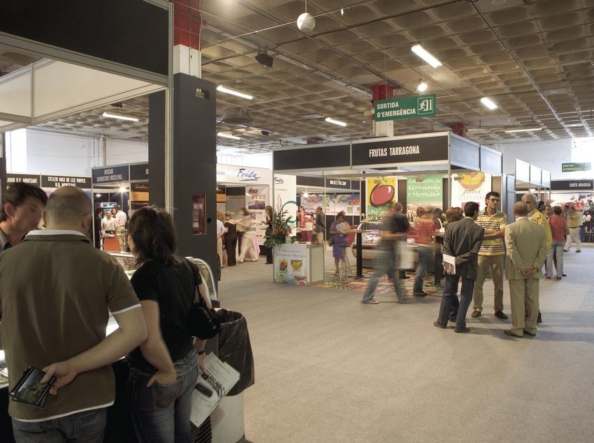 Interior de la Feria de Reus.  (Oriol Llauradó)