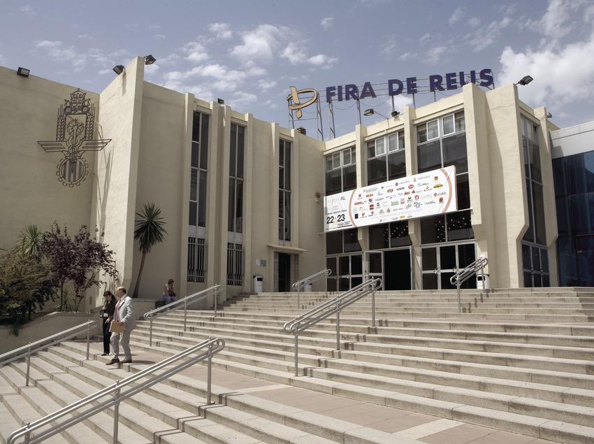 Exterior de la Feria de Reus.  (Oriol Llauradó)