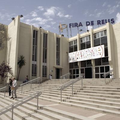 Exterior de la Fira de Reus.