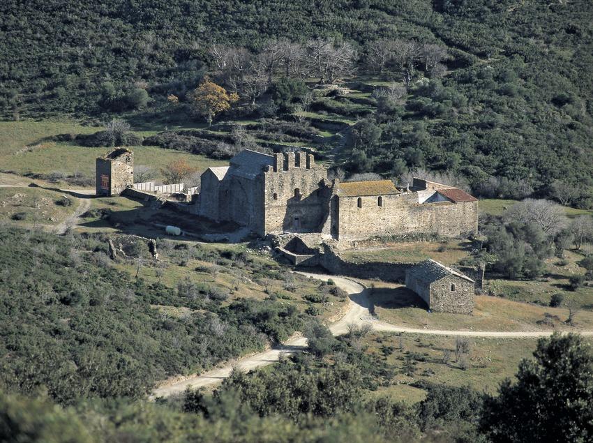 Monastère de Sant Quirze de Colera