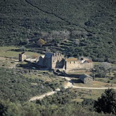 Monestir de Sant Quirze de Colera.