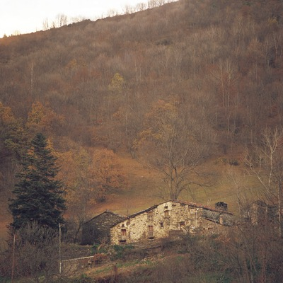 Country house in the Camprodon valley  (Kim Castells)