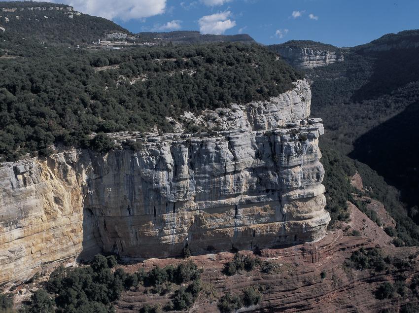 Cliffs of Tavertet  (Kim Castells)