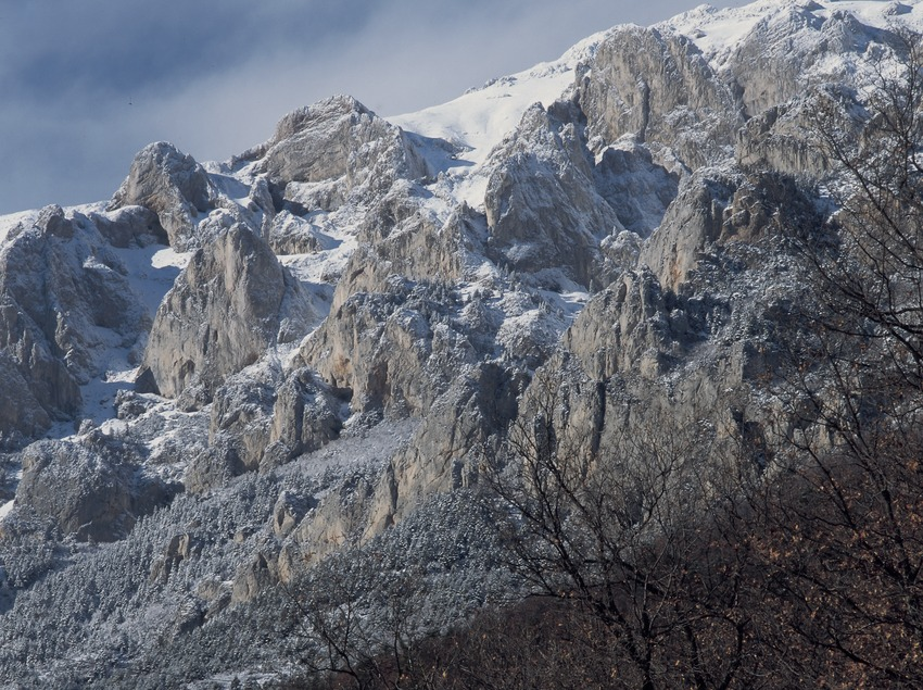 Les Penyes Altes de Moixeró en el Parque Natural Cadí-Moixeró  (Kim Castells)