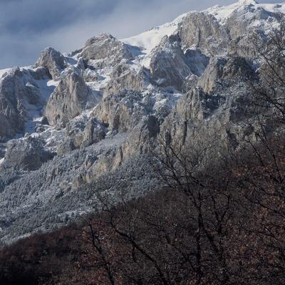 Les Penyes Altes de Moixeró al Parc Natural Cadí-Moixeró  (Kim Castells)