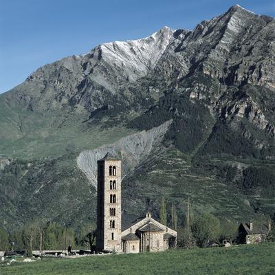 Église Sant Climent de Taüll.