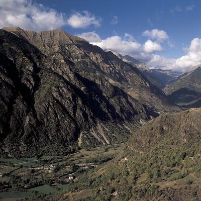 Vista panorámica del valle.  (Kim Castells)