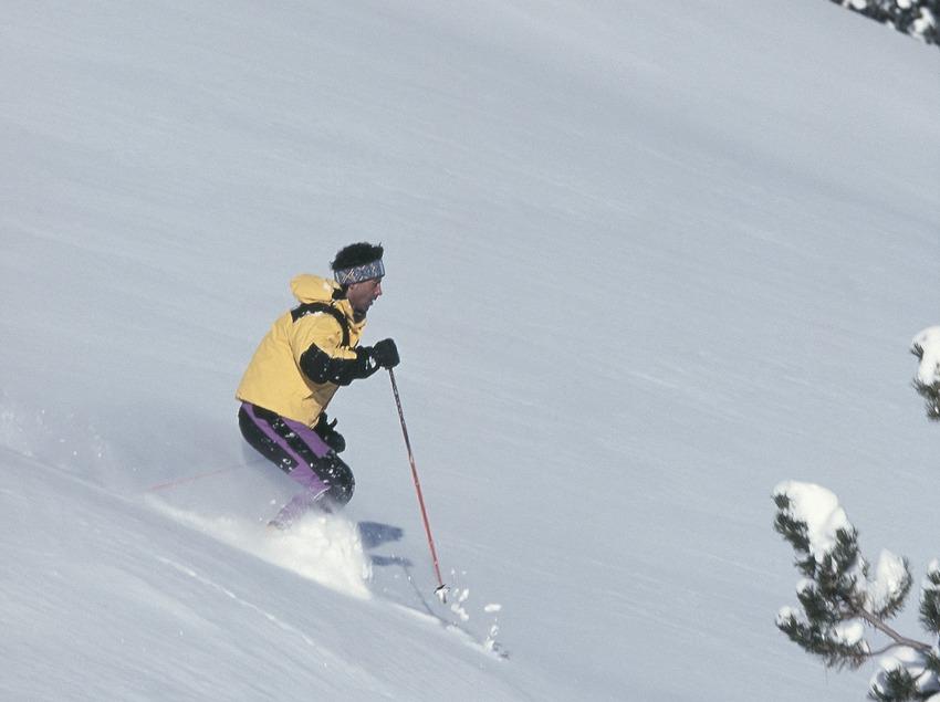 Ski nordique. Spot Ski.  (Daniel Julián)