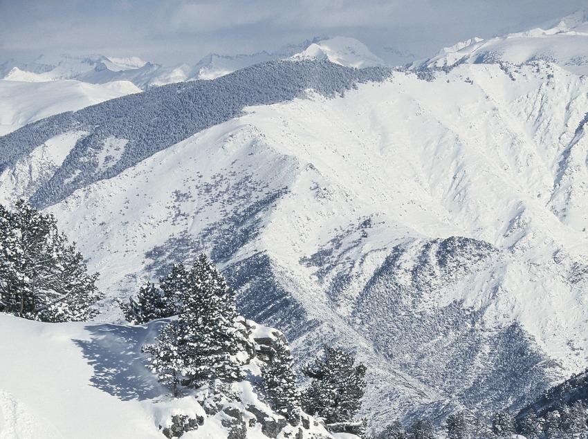 Esquí nórdico. Spot Ski.  (Daniel Julián)