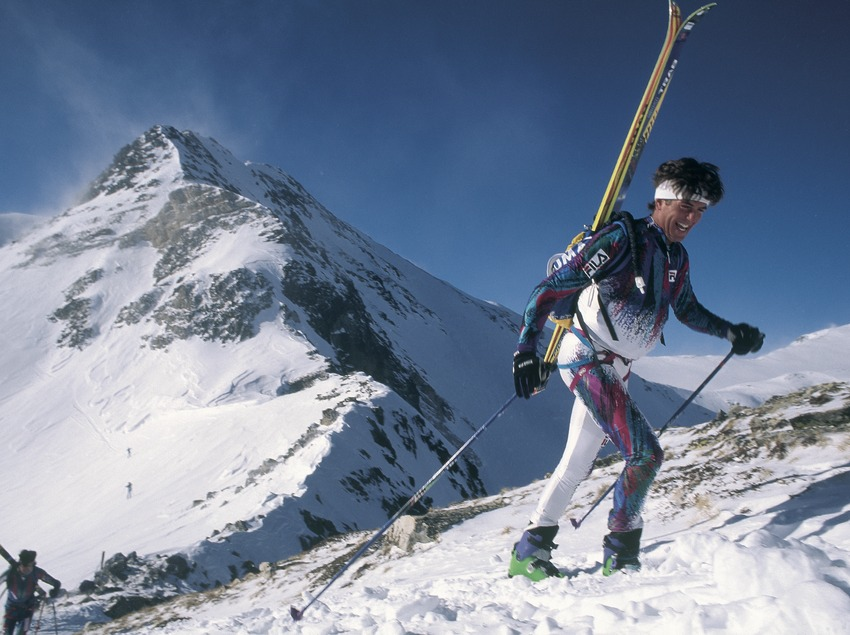 Vall de Núria. Esquí de muntanya  (Daniel Julián)