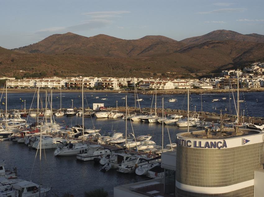 Vue générale du port de Llançà  (Marc Ripol)