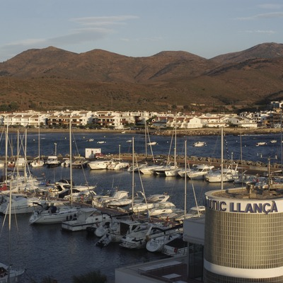 Vista general del Port de Llançà  (Marc Ripol)