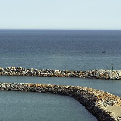 Bocana del Port Esportiu Port Ginesta  (Marc Ripol)