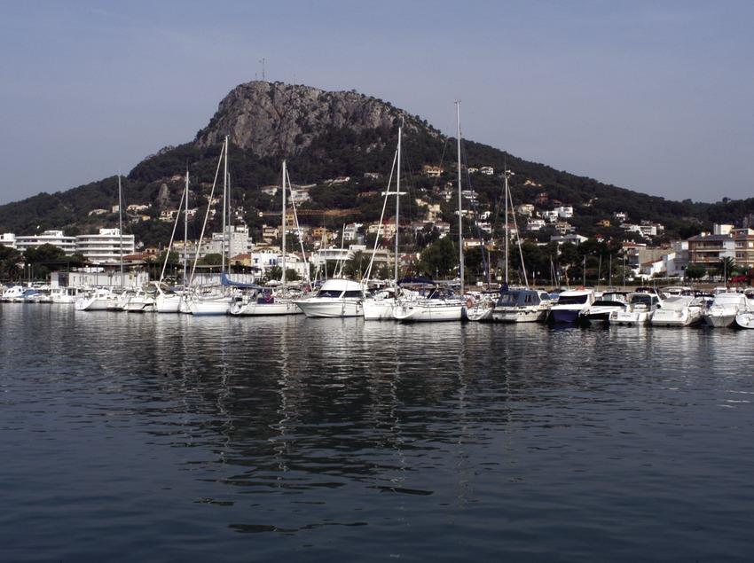 Vista general del puerto de L'Estartit  (Marc Ripol)