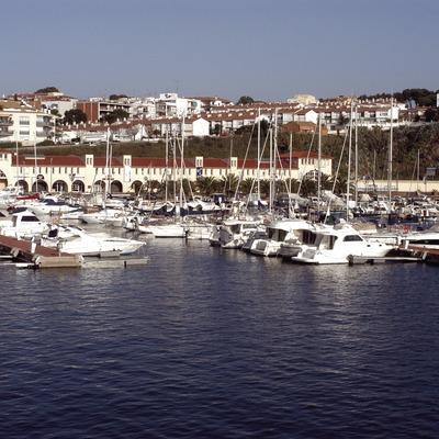 Vista general del puerto deportivo Marina de Palamós  (Marc Ripol)