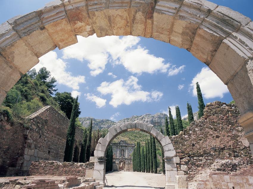 Cartuja de Scala Dei (Imagen M.A.S.)