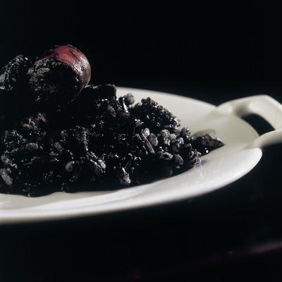 Riz noir de l'Empordà.