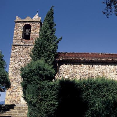 Sanctuaire de Sant Martí de Montnegre.  (Turismo Verde S.L.)