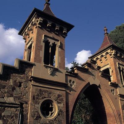 Entrada de la Torre del Governador, antiga escola dels escolapis.  (Turismo Verde S.L.)