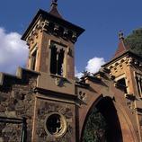 Entrada de la Torre del Gobernador, antigua escuela de los escolapios.  (Turismo Verde S.L.)