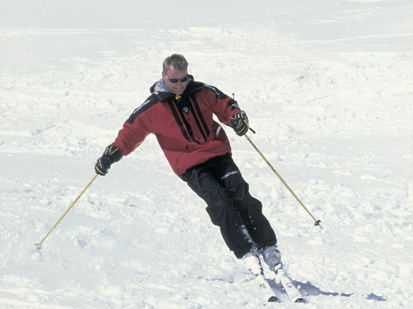 Esquí alpí.