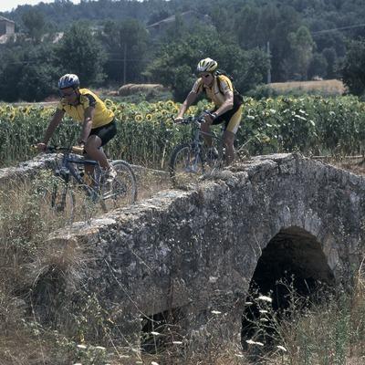 Bicicleta tot terreny. BTT Banyoles.