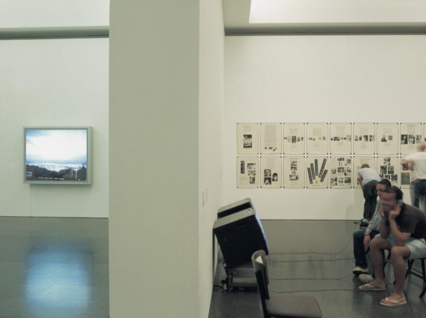 Interior del Museo de Arte Contemporáneo de Barcelona (MACBA)  (Imagen M.A.S.)