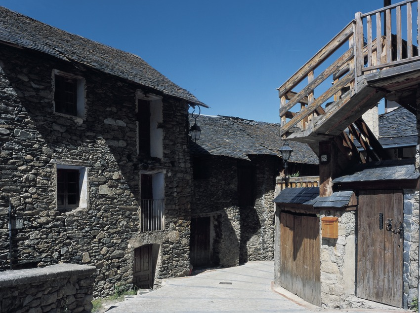 Centre historique de Durro.