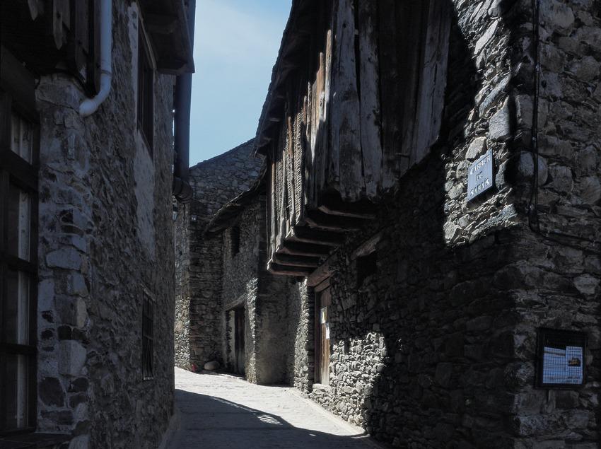 Calle de Durro.