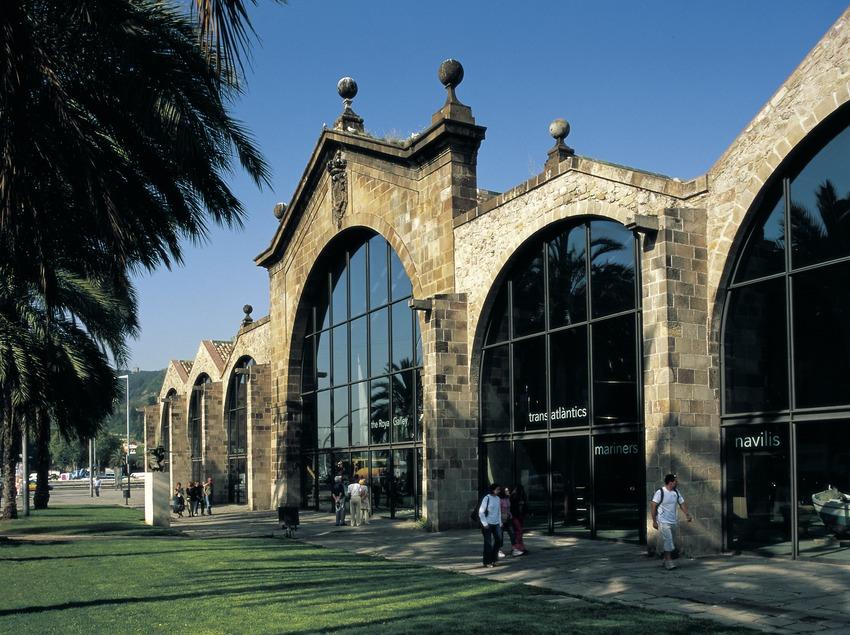 Museo Marítimo de Barcelona.  (Imagen M.A.S.)