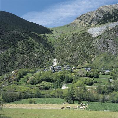 Erill la Vall.  (Imagen M.A.S.)