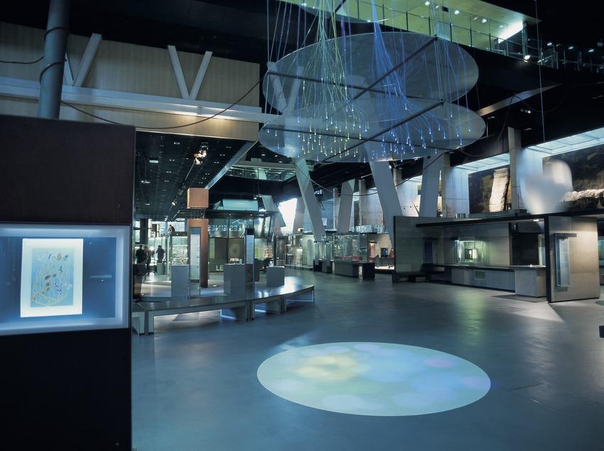 Sala del CosmoCaixa.  (Imagen M.A.S.)