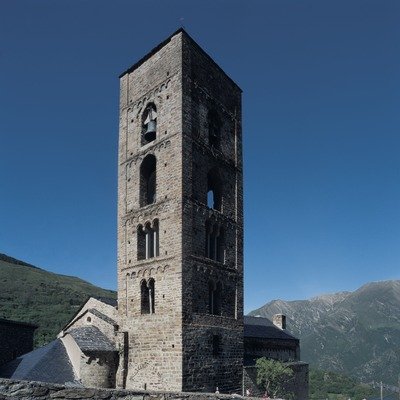 Església de la Nativitat de Durro.  (Imagen M.A.S.)