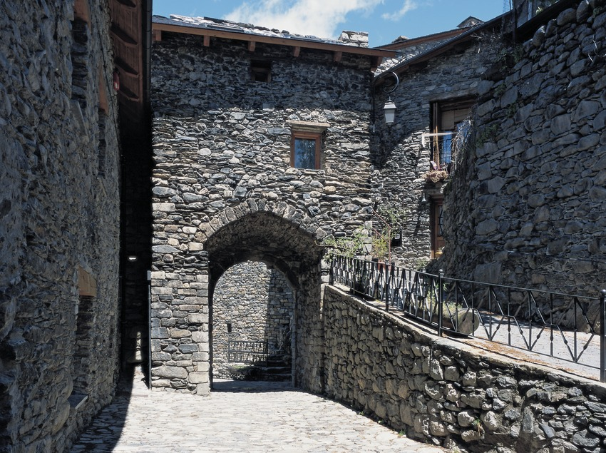 Calle de Boí.