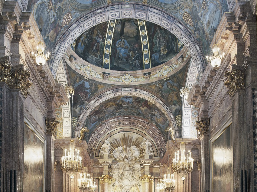 Chapelle de la Mare de Déu de la Cinta (XVIIe-XVIIIe siècle). Cathédrale Santa Maria.  (Imagen M.A.S.)