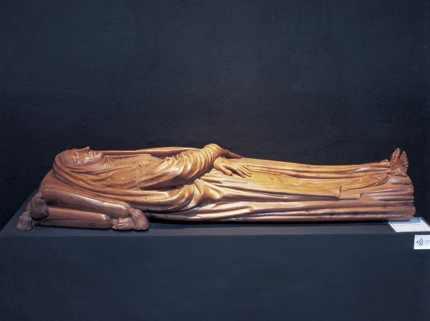 Dormición de la Mare de Déu (1548). Jeroni Xanxo. Museo Diocesano de Urgell.  (Imagen M.A.S.)