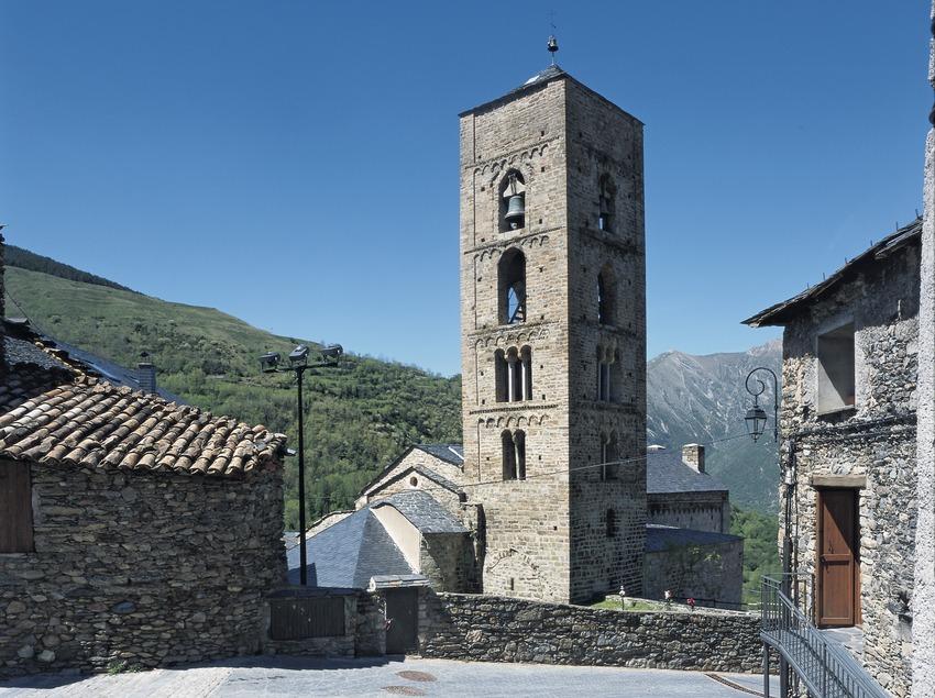 Iglesia de la Nativitat de Durro.