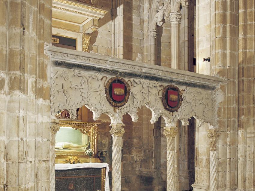 Chapelle Oliver de Boteller (XIVe siècle). Cathédrale Santa Maria.  (Imagen M.A.S.)