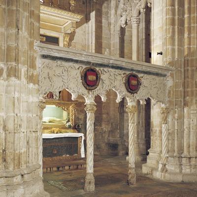 Capilla Oliver de Boteller (siglo XIV). Catedral de Santa Maria.  (Imagen M.A.S.)