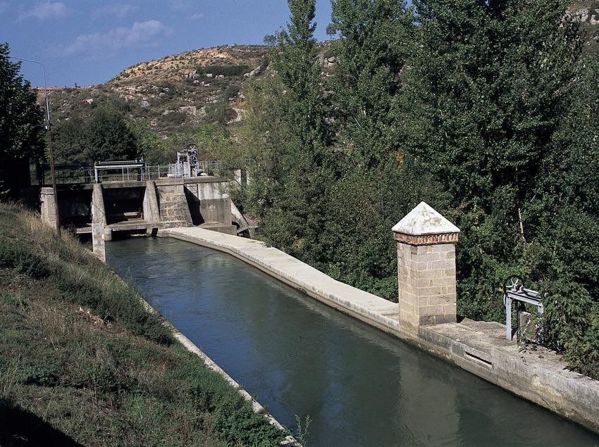 Canal del Llobregat.  (Turismo Verde S.L.)