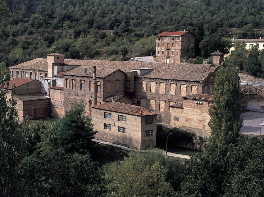 Colonia textil de Cal Riera.